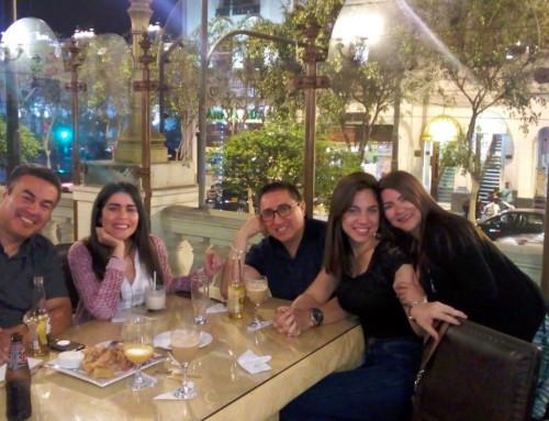 Terraza del Hotel Bolivar | Bar Centro de Lima