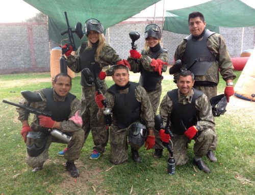 Ares Paintball Perú | Paintball Jesús María