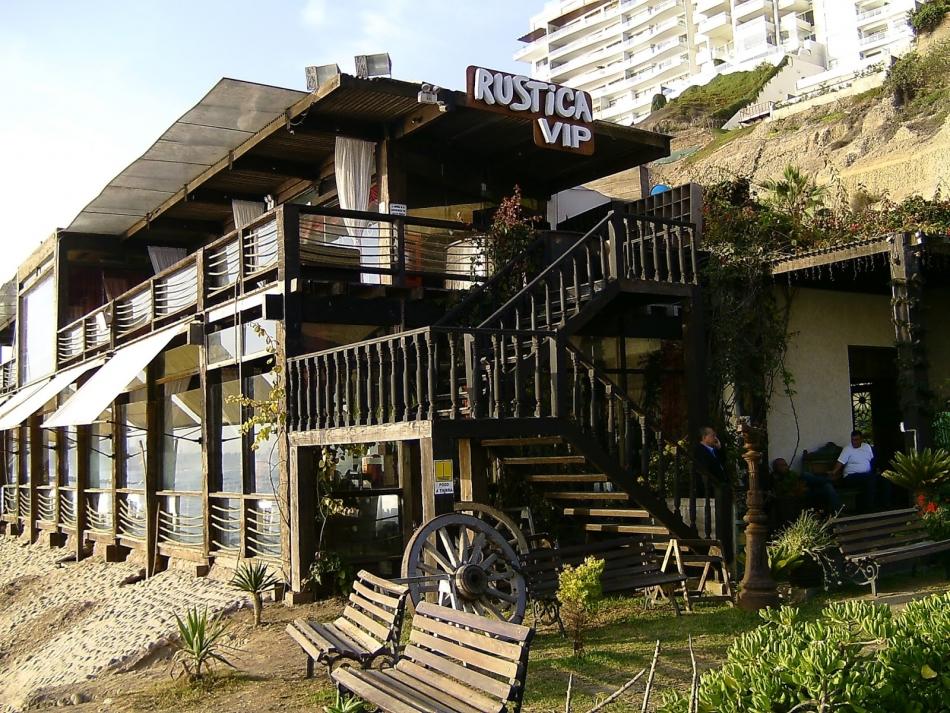 Rustica costa verde restaurante barranco - Rustica costa verde ...