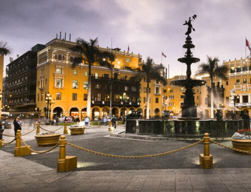 Plaza de Armas de Lima | Plaza Mayor de Lima