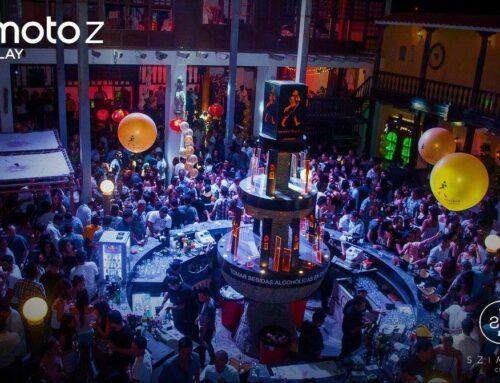 Zsimpla Club | Discoteca Punta Negra