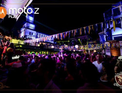 Resident | Discoteca Punta Negra