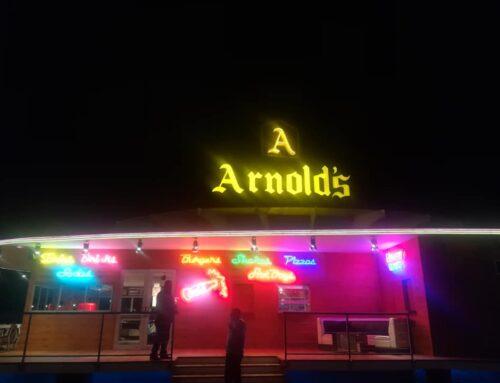 Arnold's | Hamburguesería Barranco