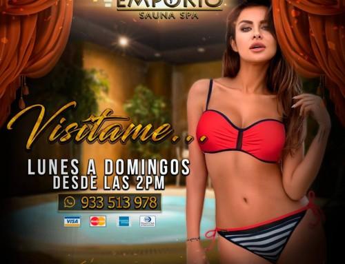Emporio | Sauna Spa Miraflores