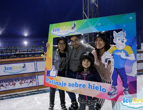 Ice Rink | Patinaje sobre Hielo Independencia