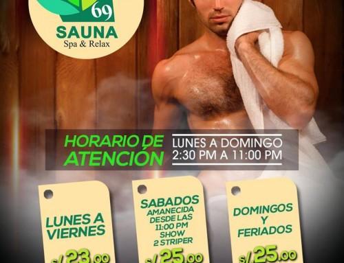 Sauna 69 | Sauna Gay Lima
