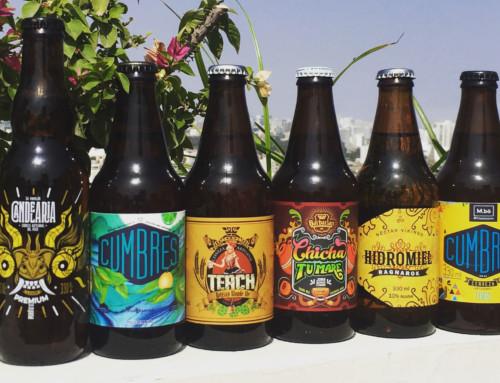 Cervezas Artesanales Peruanas