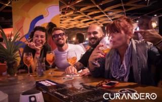 Barra Curandero en Mercado 28 de Miraflores