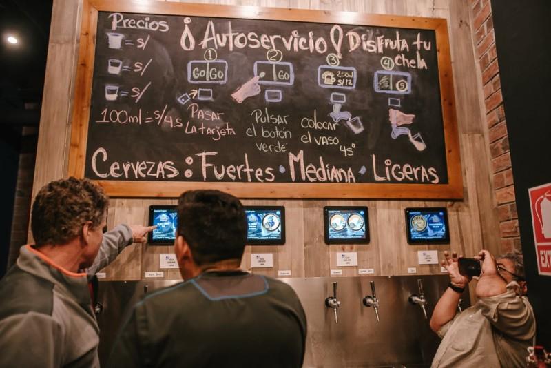 Sierra Andina Draft Bar en Miraflores