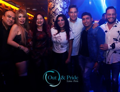 Out & Pride | Discoteca Gay Lince