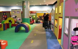 lugares de entretenimiento para niños