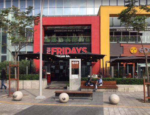 TGI Frydays | Restobar San Borja